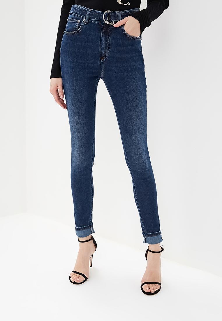 Зауженные джинсы Versus Versace BD40520BT10780