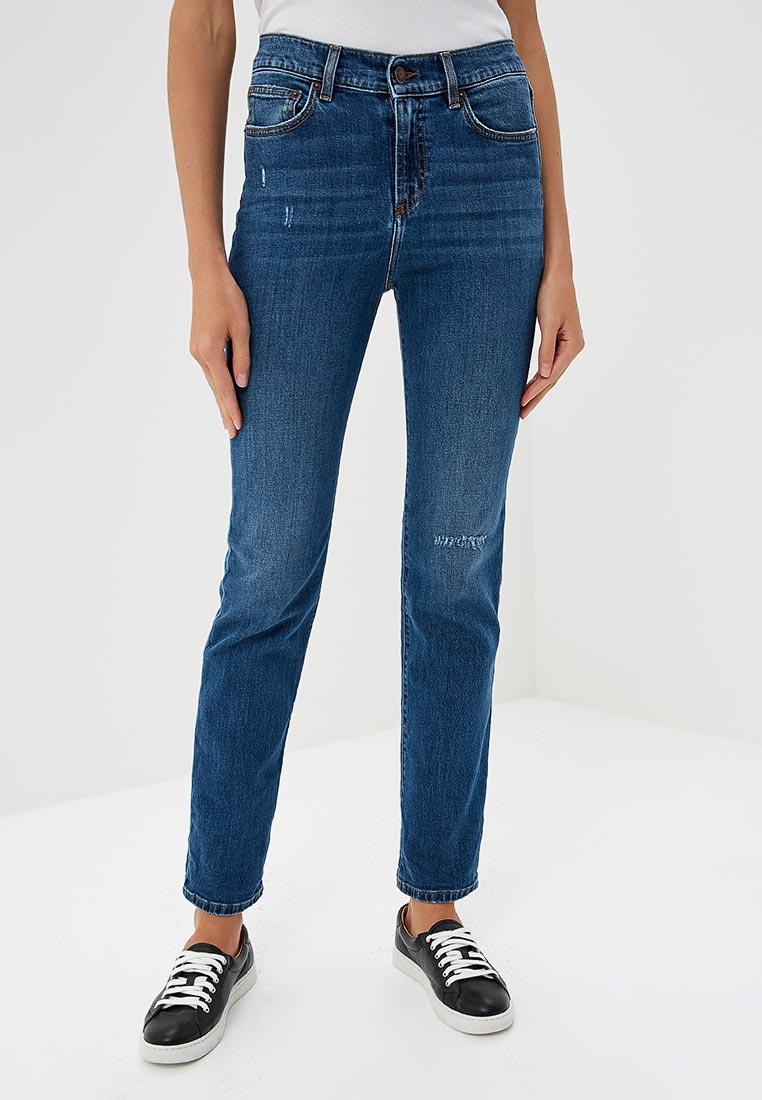 Прямые джинсы Versus Versace BD40521BT10769