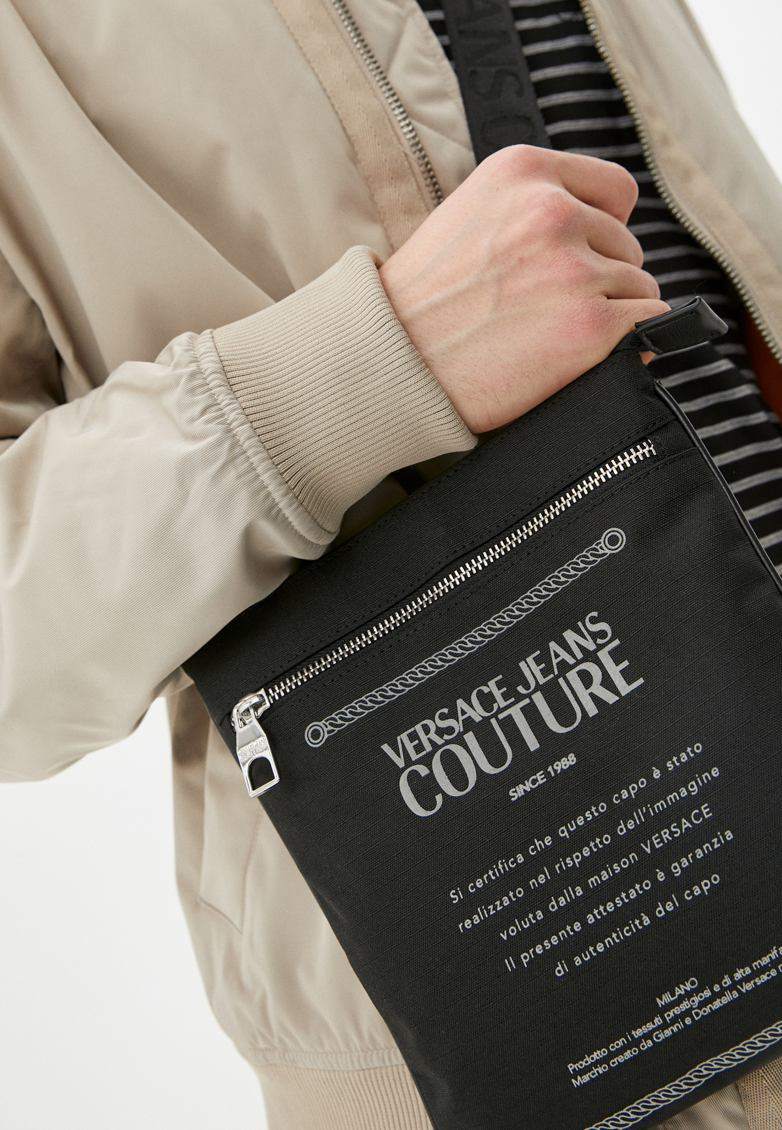 Сумка Versace Jeans Couture E1YWAB27