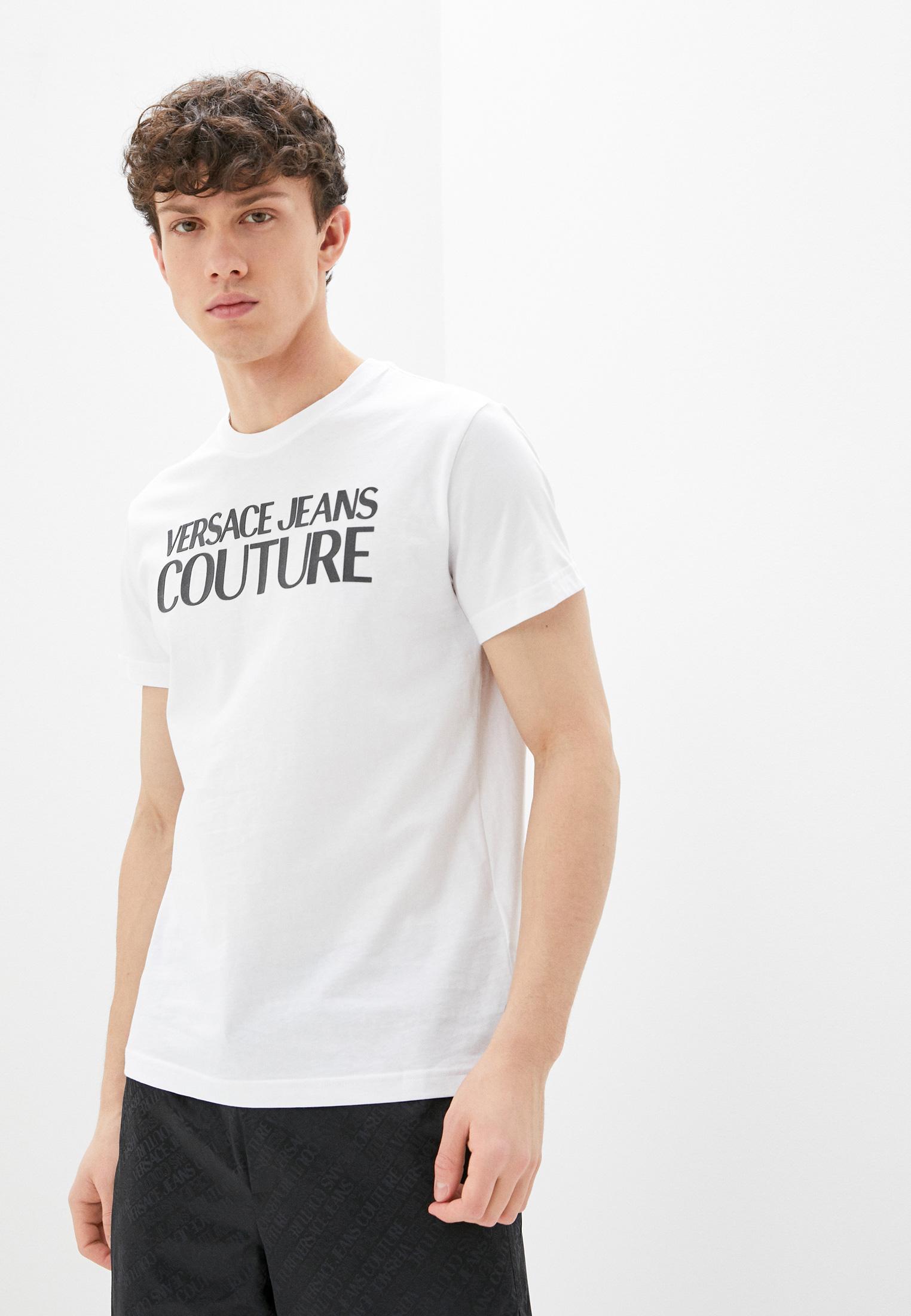 Футболка Versace Jeans Couture B3GWA7TA