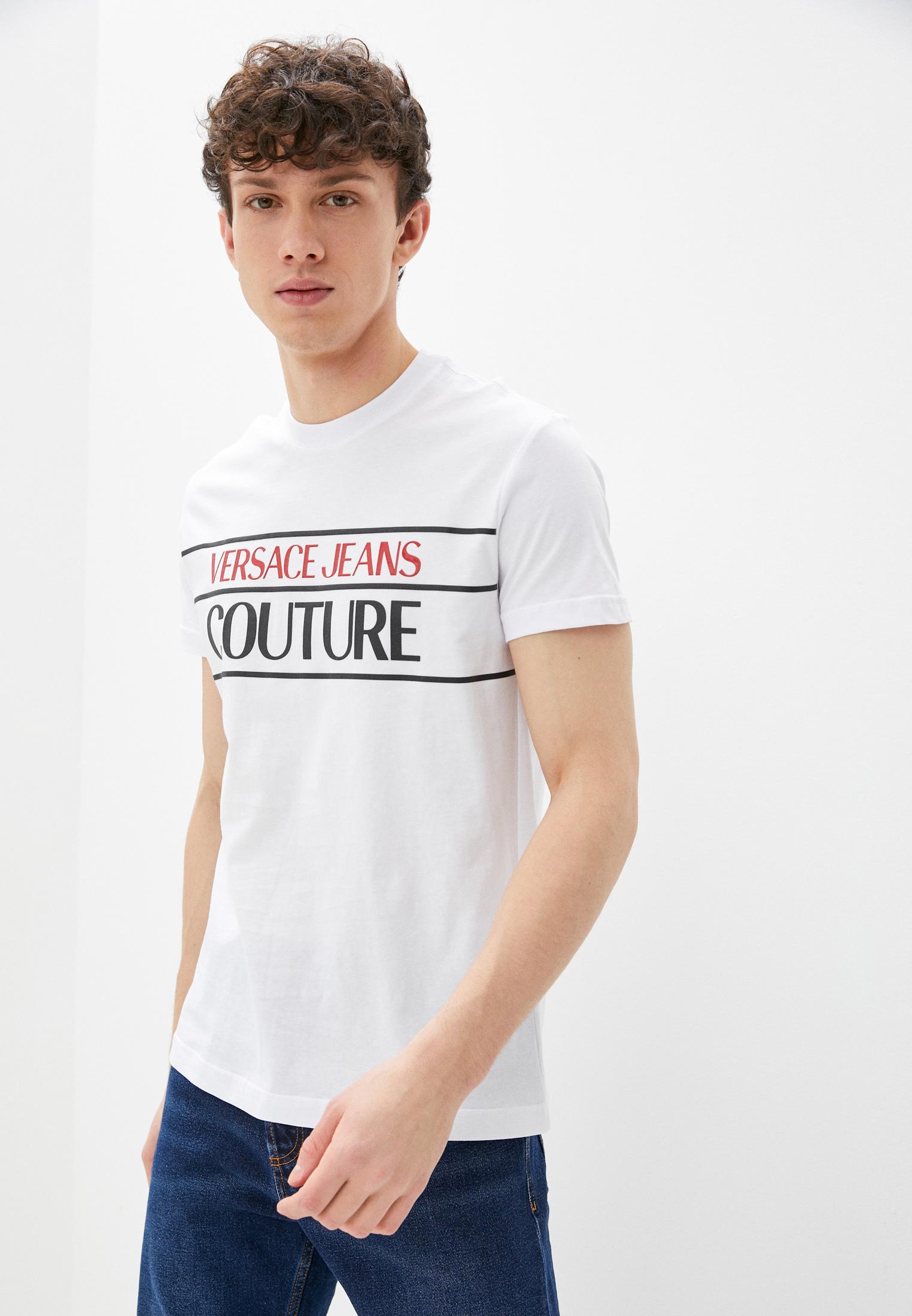 Футболка Versace Jeans Couture Футболка Versace Jeans Couture