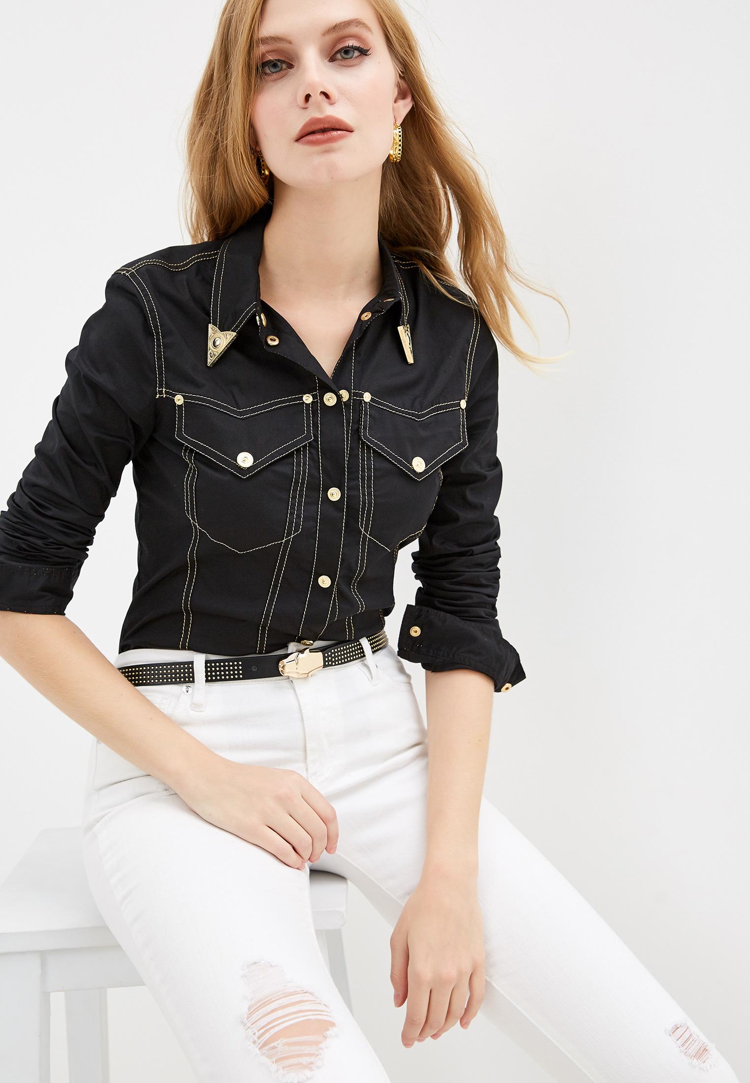 Женские рубашки с длинным рукавом Versace Jeans Couture B0HUA616