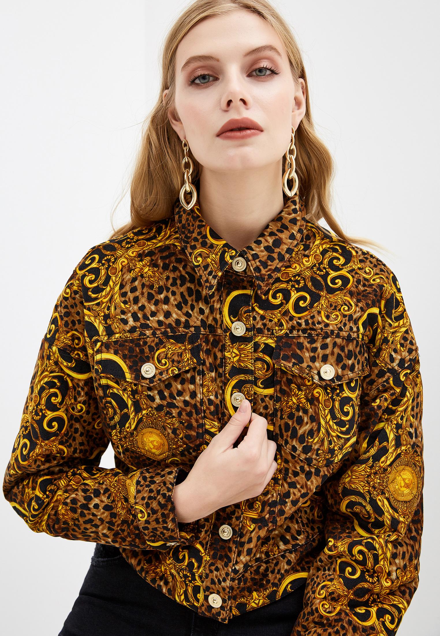 Куртка Versace Jeans Couture C0HUA921