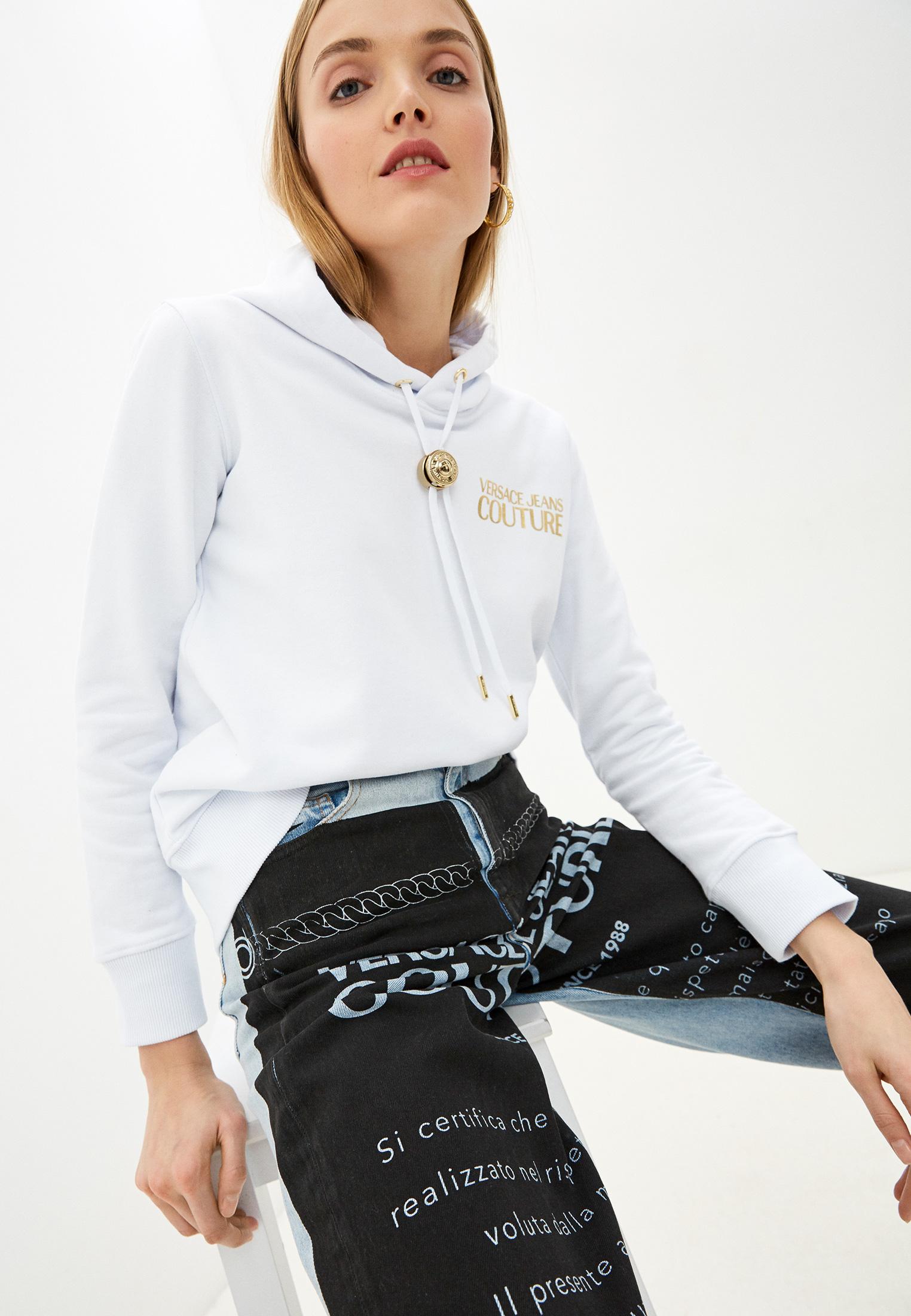 Женские худи Versace Jeans Couture B6HVA778