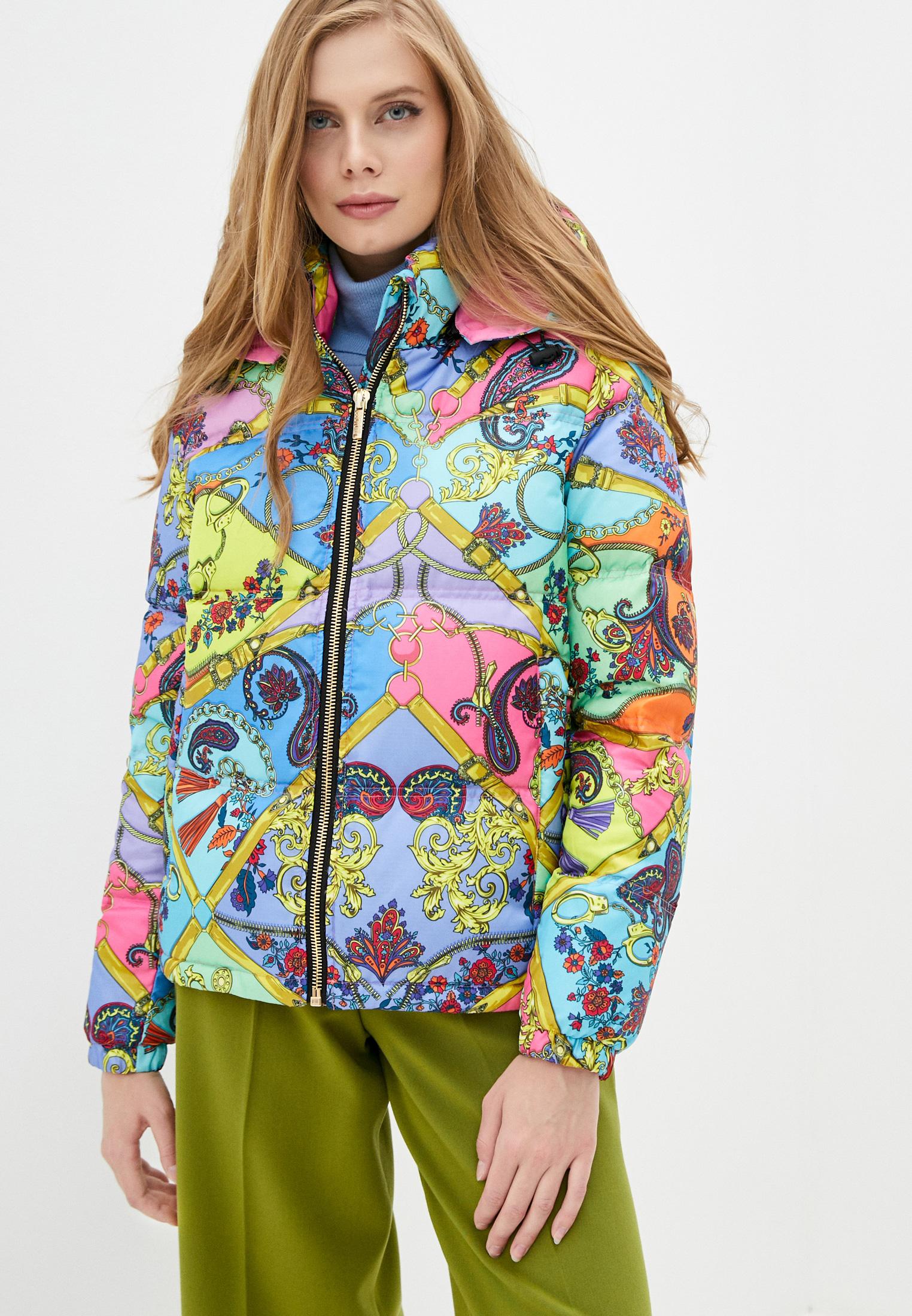 Утепленная куртка Versace Jeans Couture E5HZA96125130