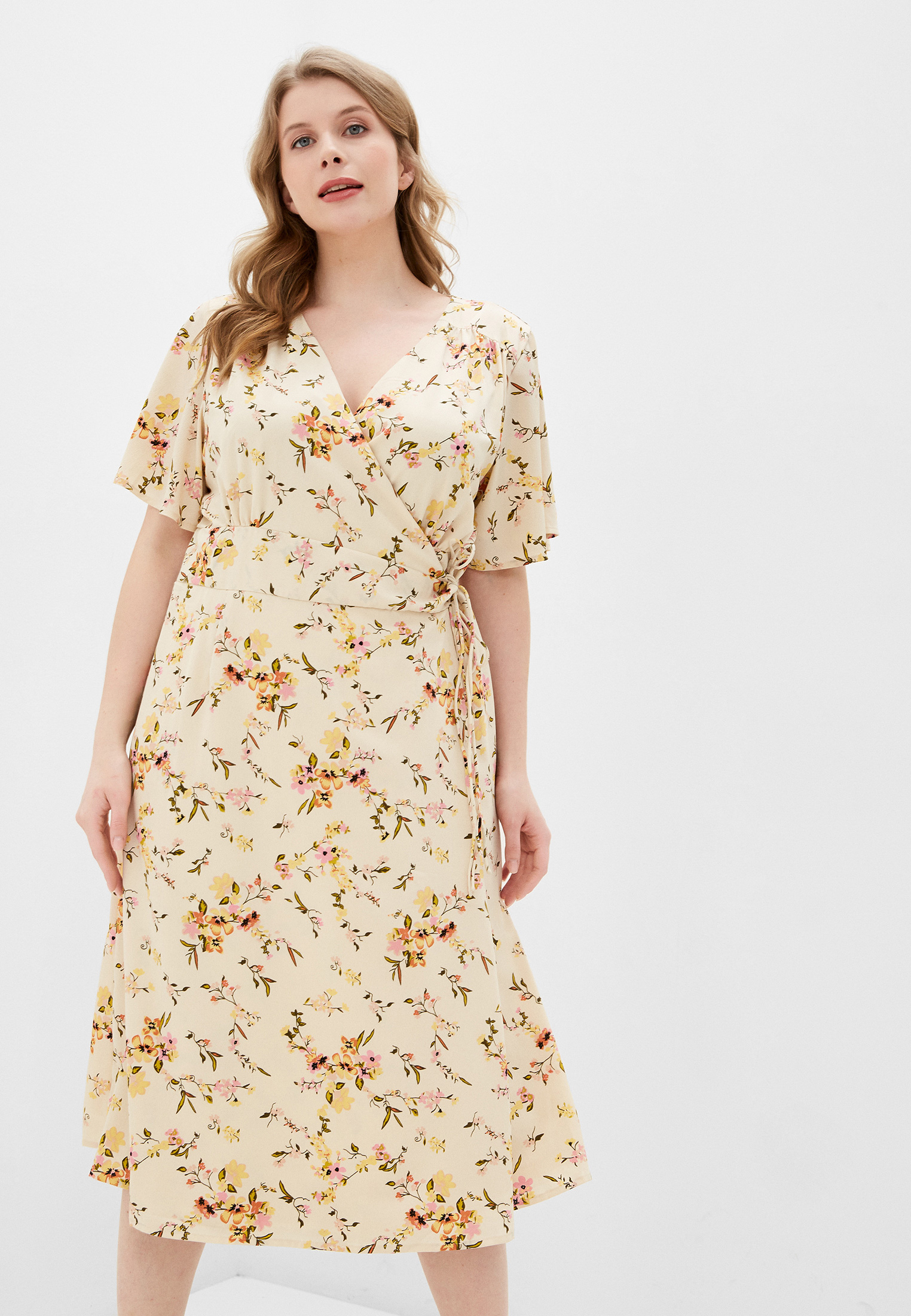 Повседневное платье Vero Moda Curve 10232143