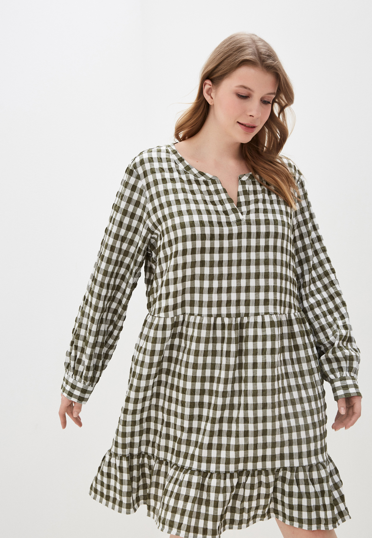 Повседневное платье Vero Moda Curve 10232180