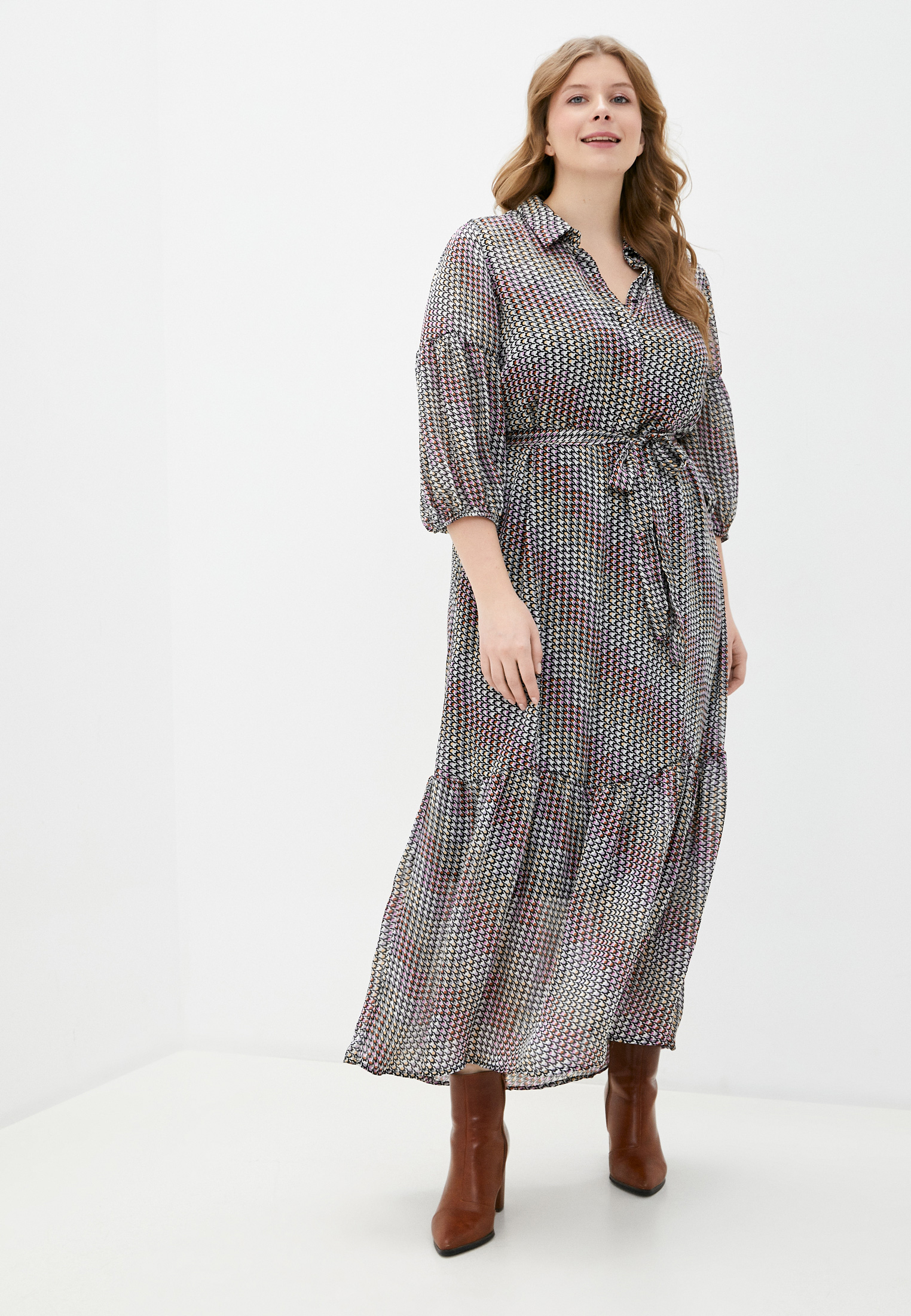 Повседневное платье Vero Moda Curve 10240892