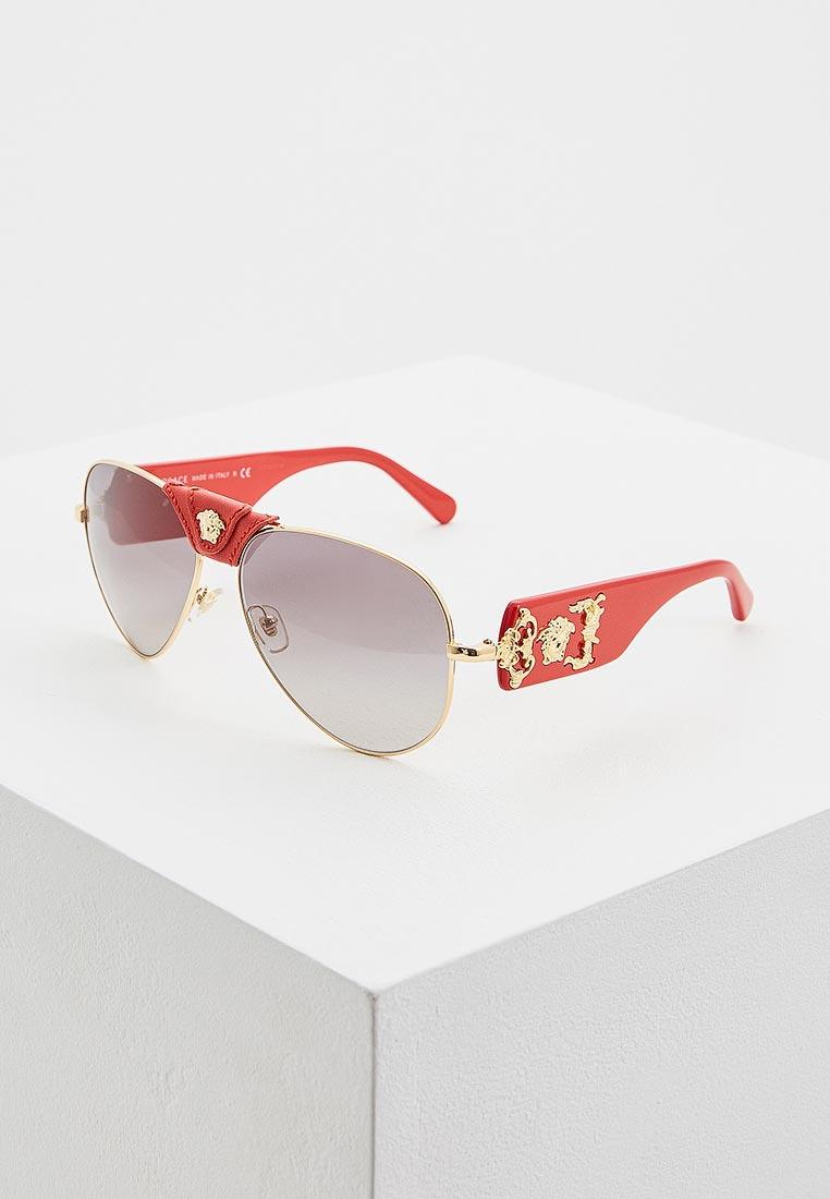 Женские солнцезащитные очки Versace 0VE2150Q