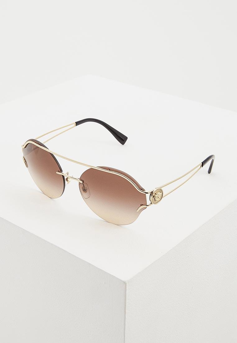 Женские солнцезащитные очки Versace 0VE2184