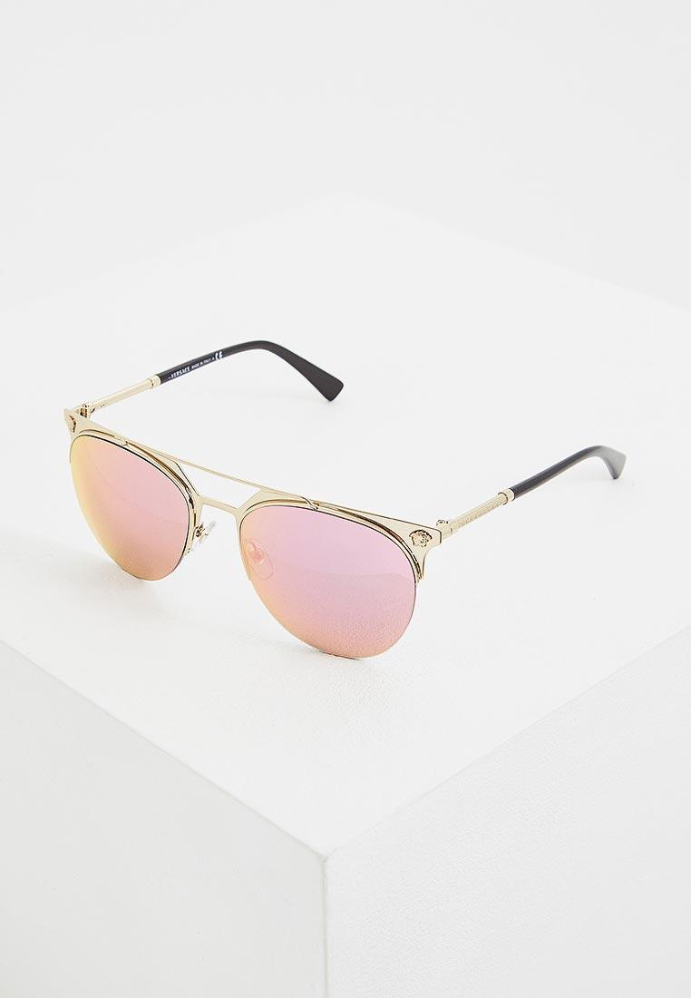 Женские солнцезащитные очки Versace 0VE2181