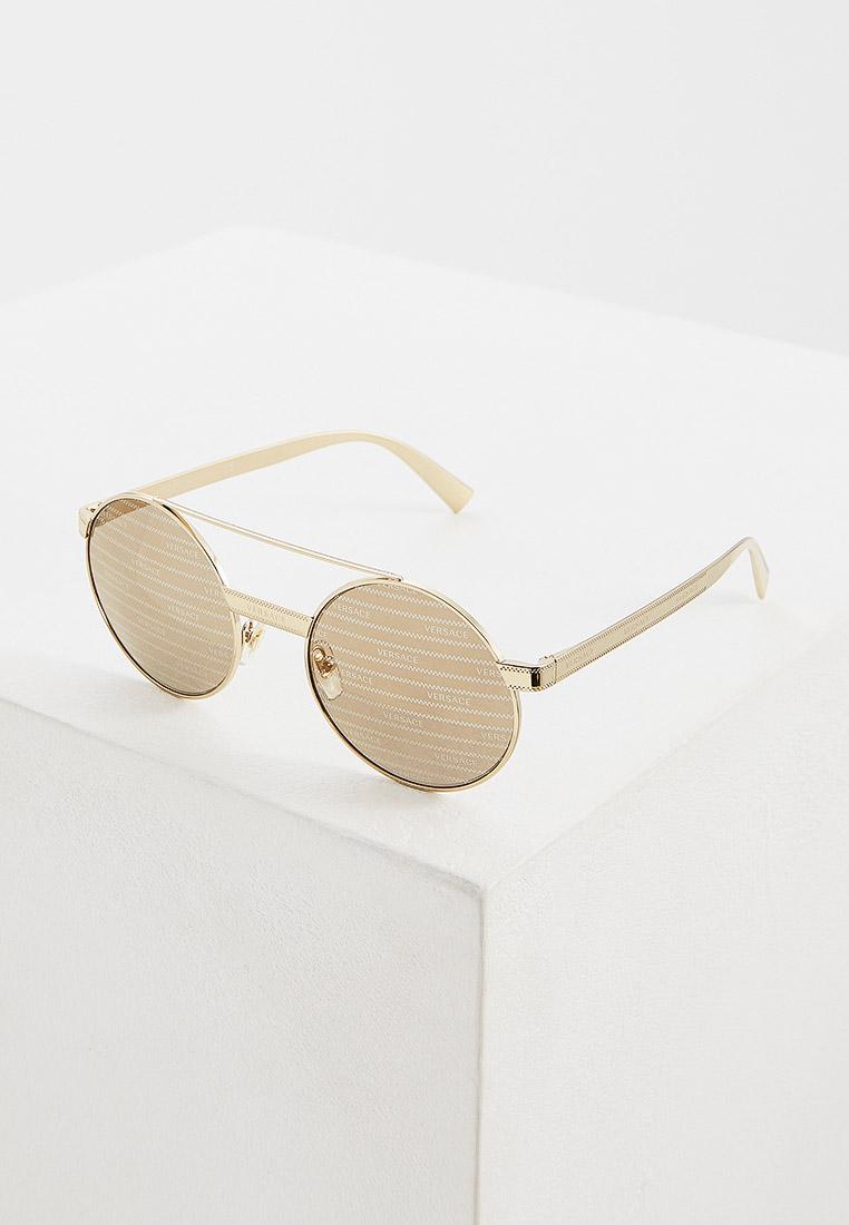 Женские солнцезащитные очки Versace 0VE2210: изображение 7