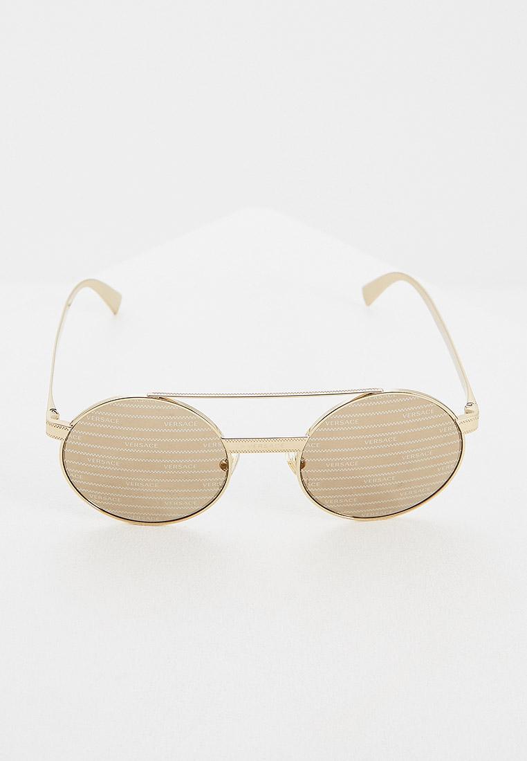 Женские солнцезащитные очки Versace 0VE2210: изображение 8