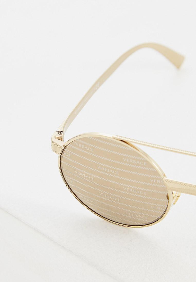 Женские солнцезащитные очки Versace 0VE2210: изображение 10