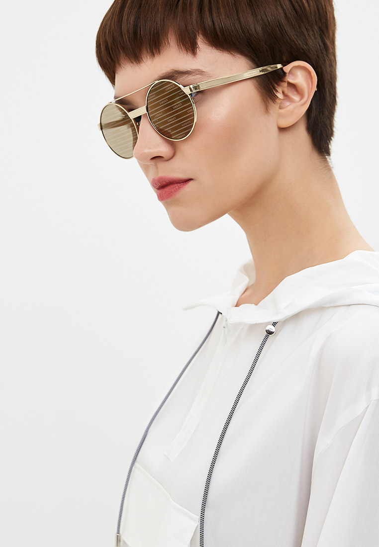 Женские солнцезащитные очки Versace 0VE2210: изображение 12