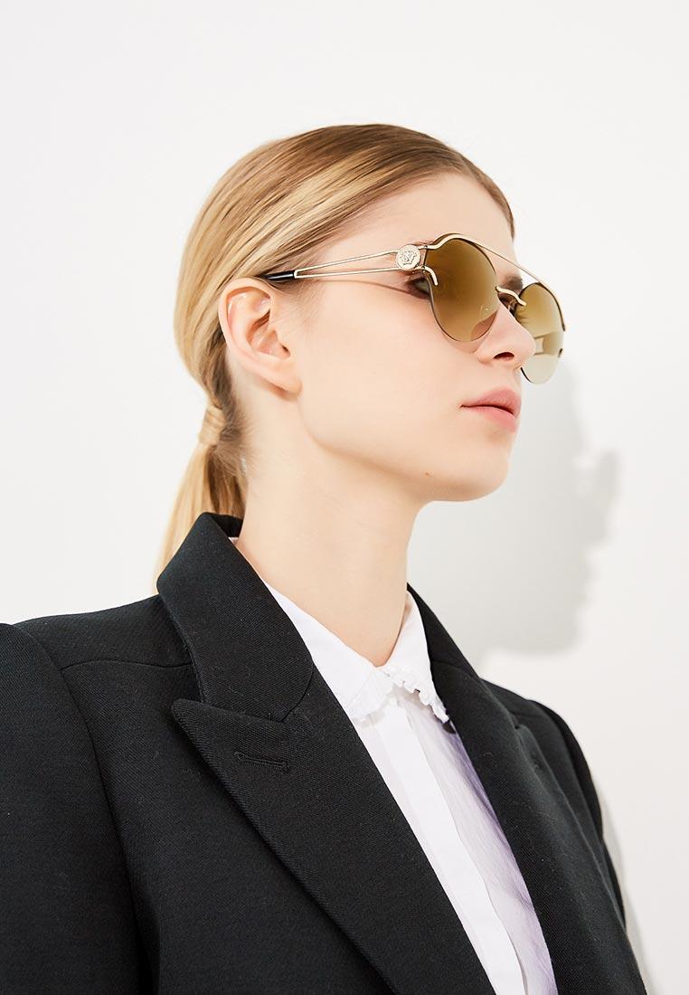 Женские солнцезащитные очки Versace 0VE2184: изображение 15