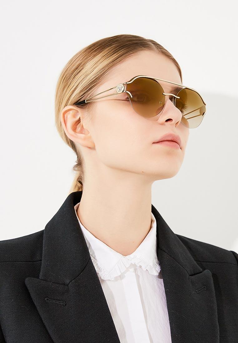 Женские солнцезащитные очки Versace 0VE2184: изображение 16