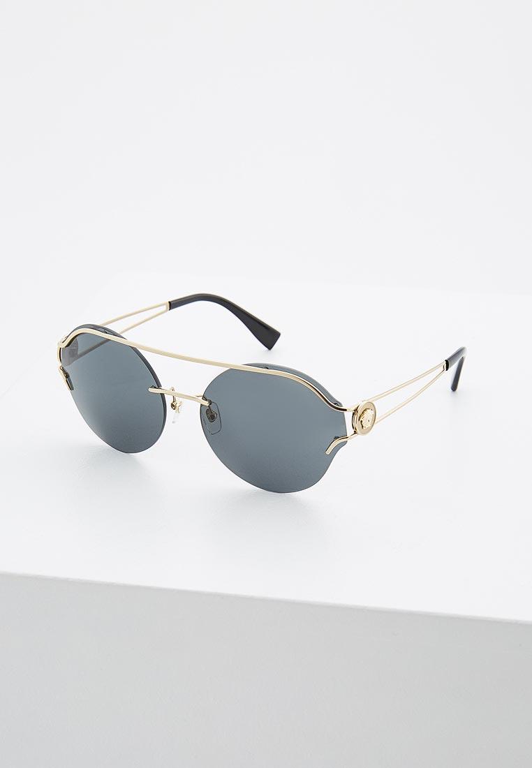 Женские солнцезащитные очки Versace 0VE2184: изображение 24