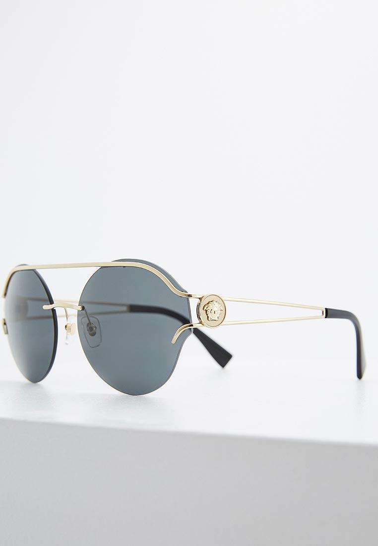 Женские солнцезащитные очки Versace 0VE2184: изображение 27