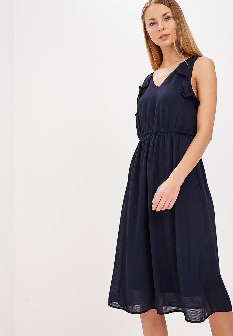 36d8c180bff23 Платье женское Vero Moda 10197618 цвет черный купить за 1840 руб.