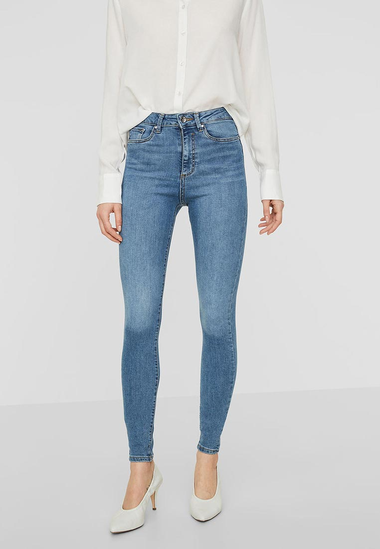 Зауженные джинсы Vero Moda 10193330