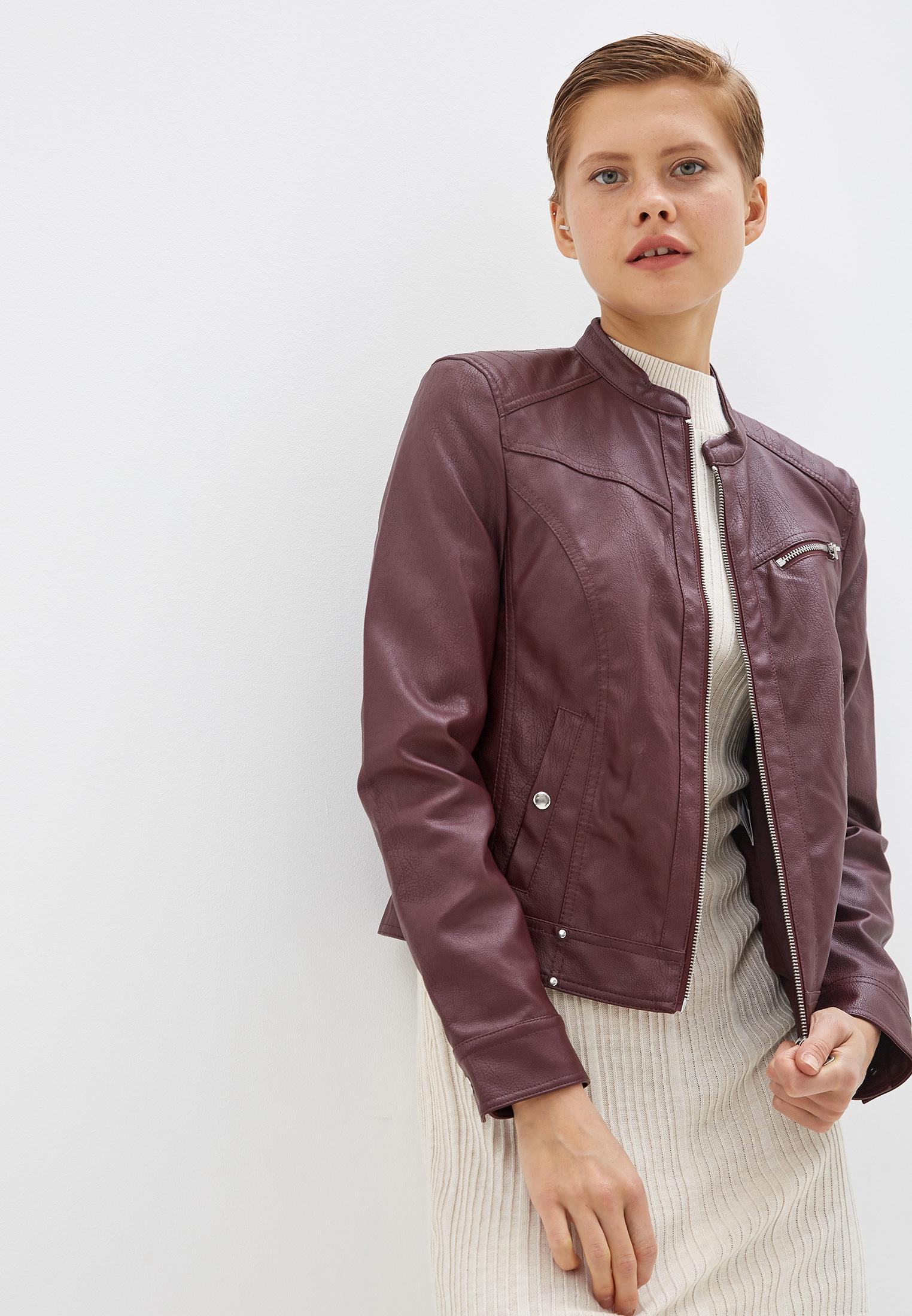 Кожаная куртка Vero Moda 10215289