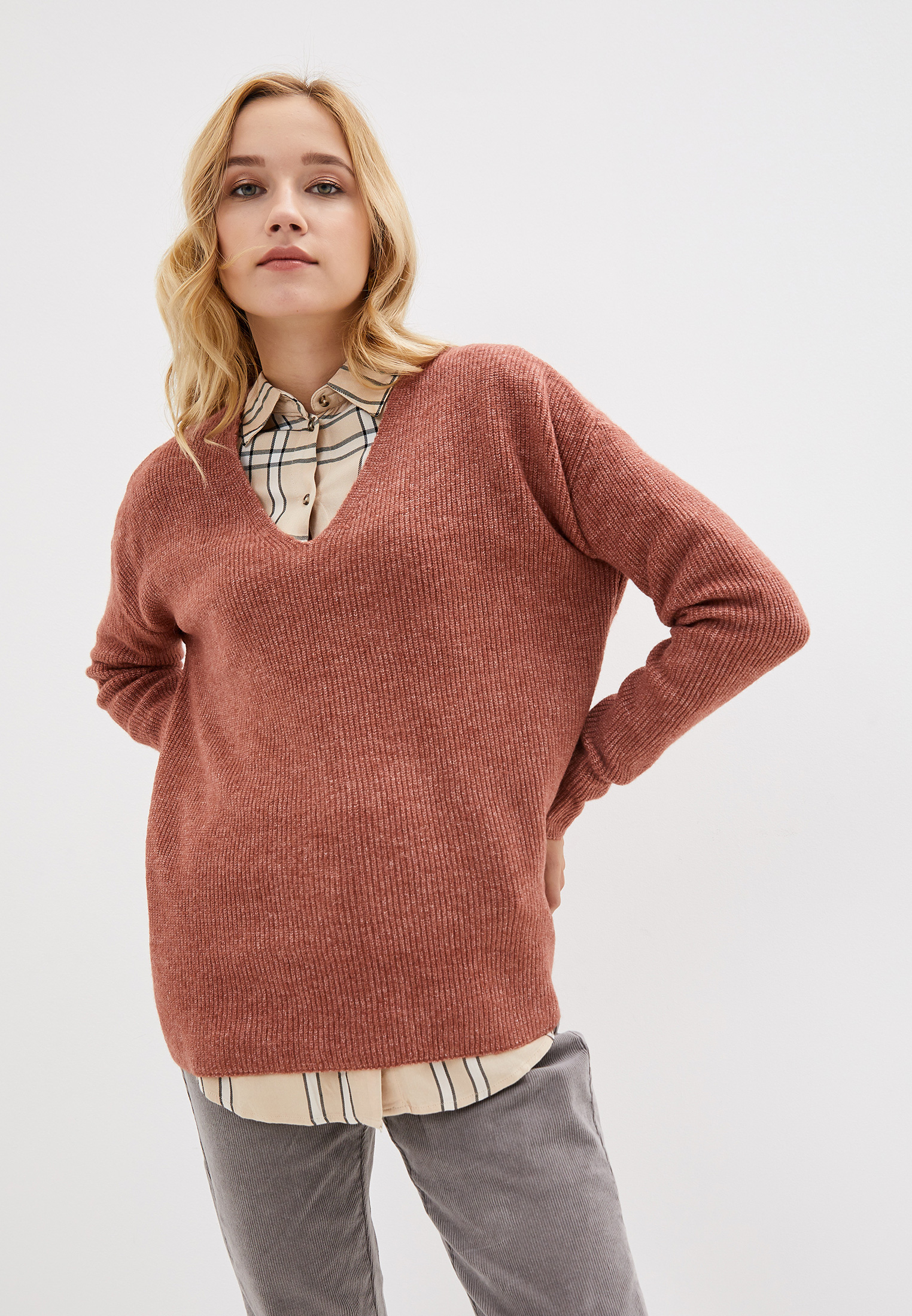 Пуловер Vero Moda 10215456