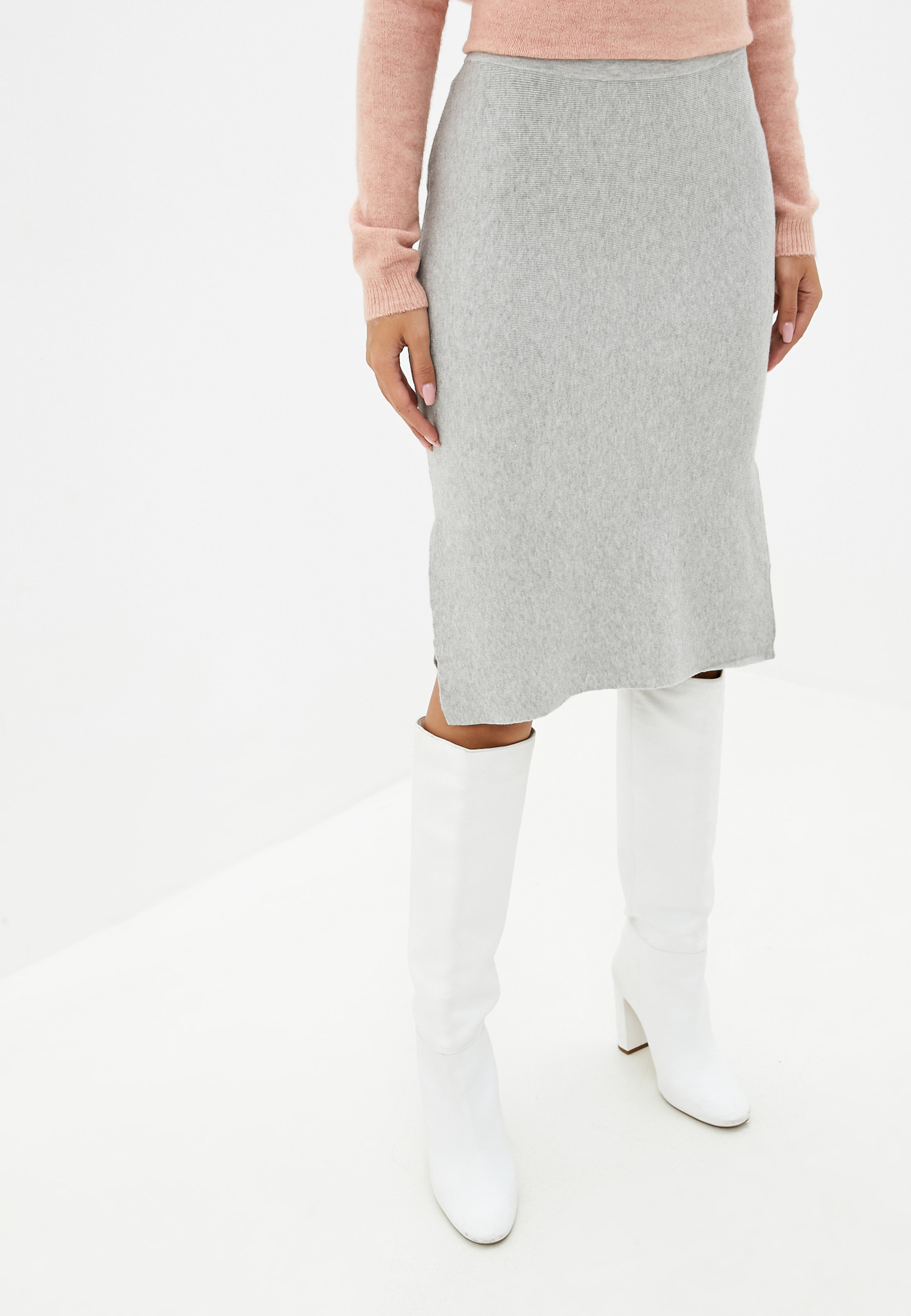 Прямая юбка Vero Moda 10218464