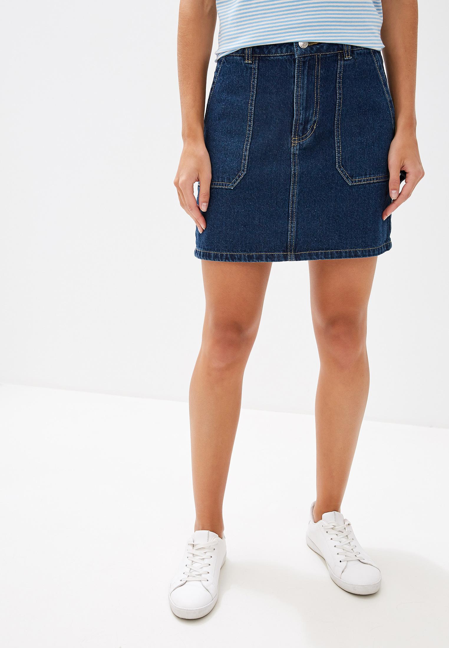 Джинсовая юбка Vero Moda 10218512