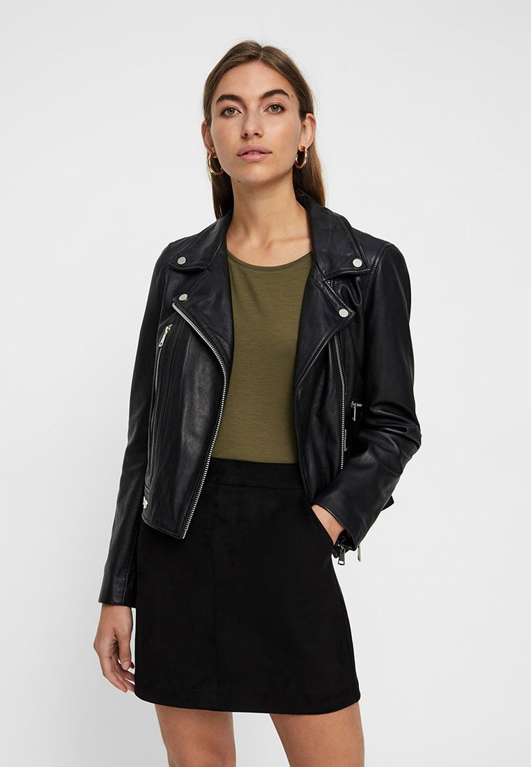 Кожаная куртка Vero Moda 10209657