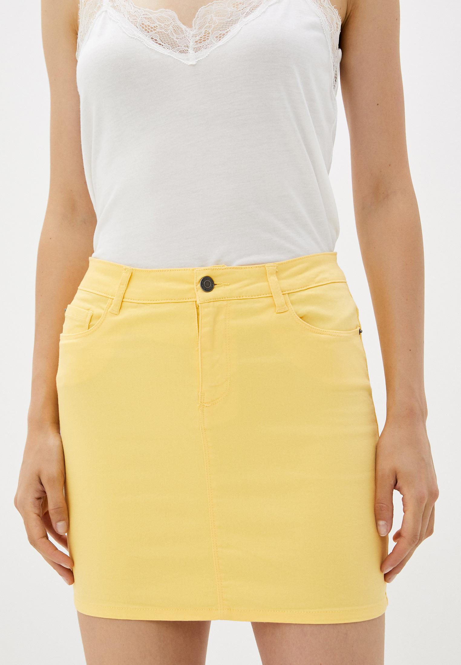 Прямая юбка Vero Moda 10209896