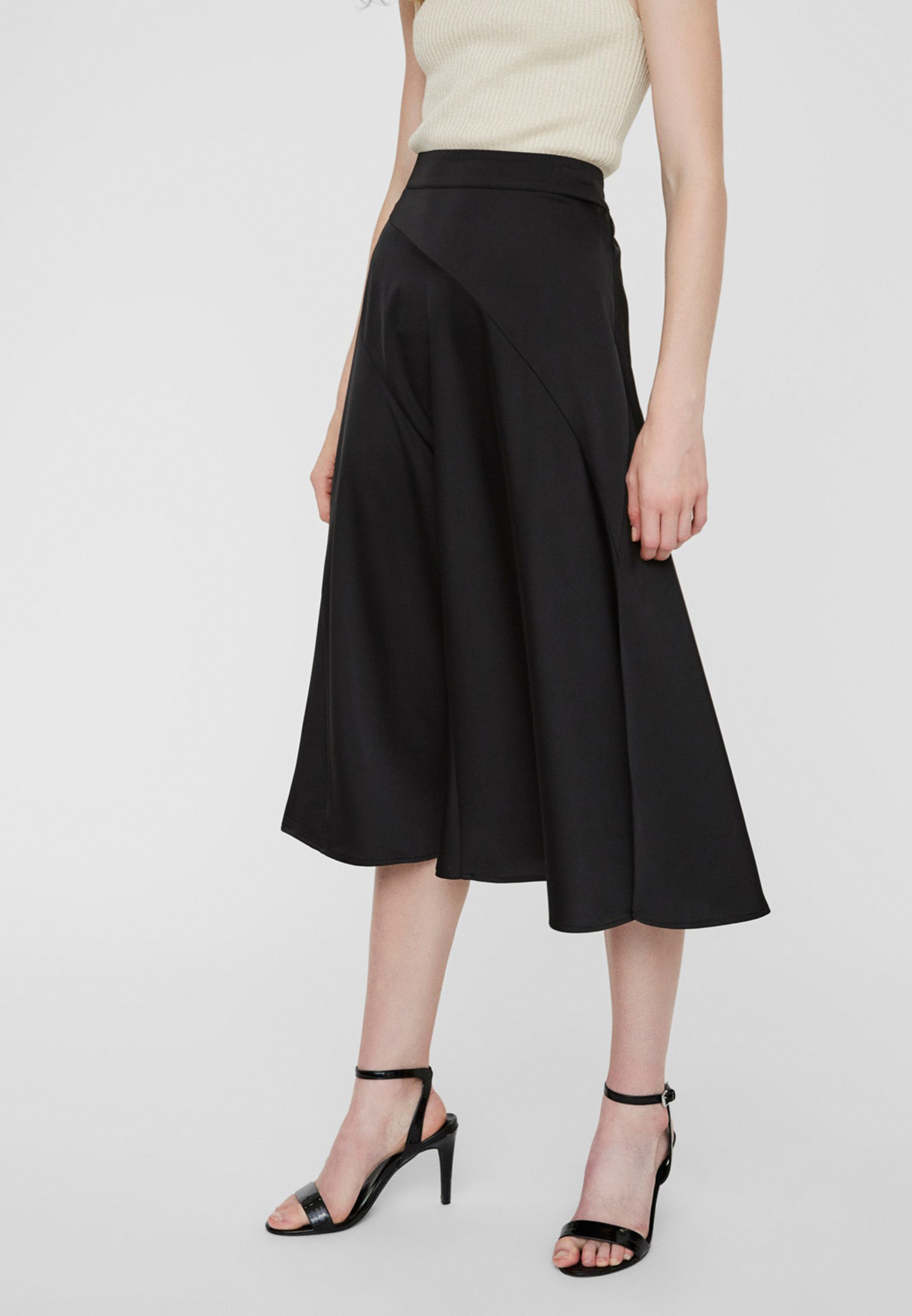 Широкая юбка Vero Moda 10225727