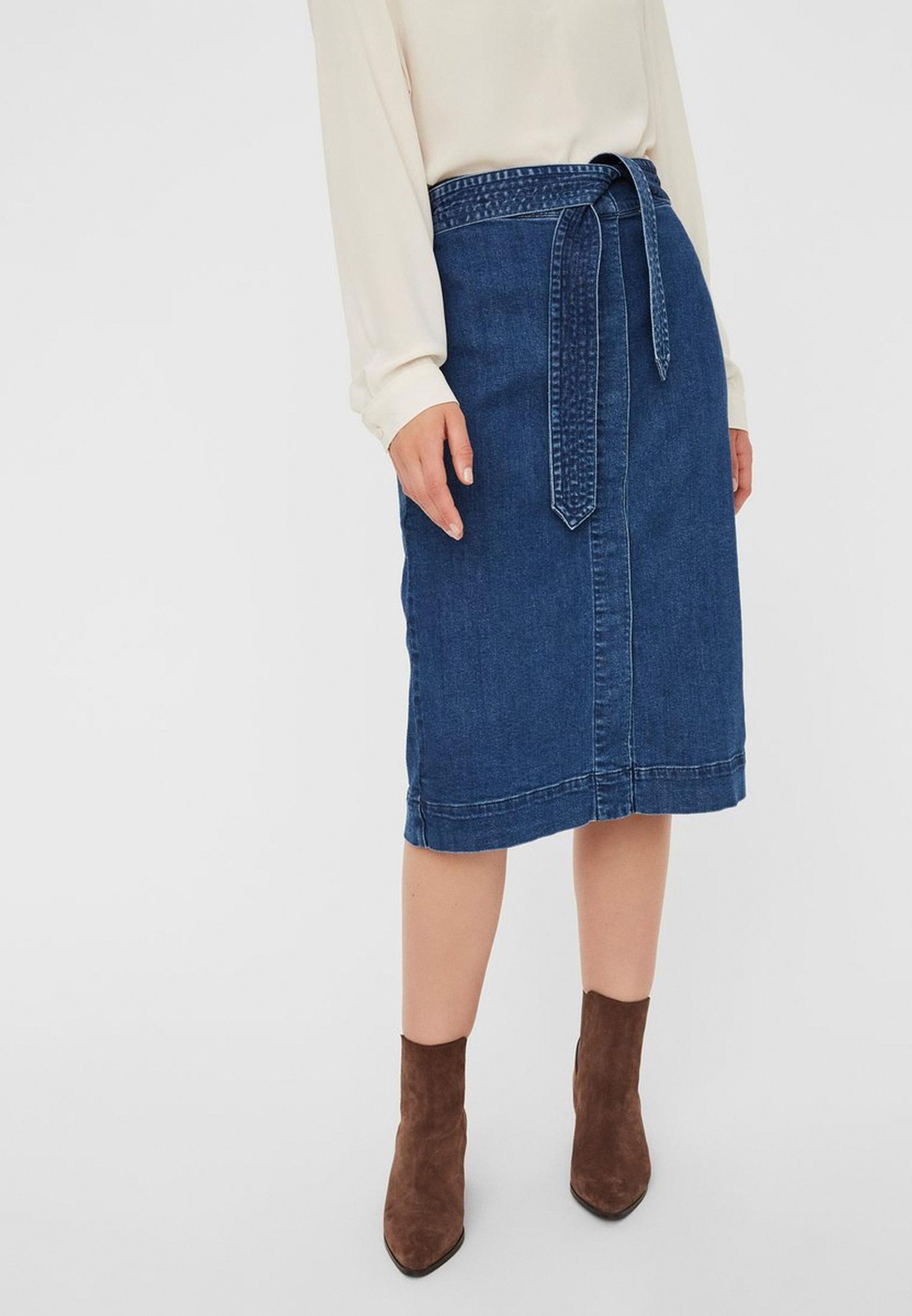 Джинсовая юбка Vero Moda 10225805