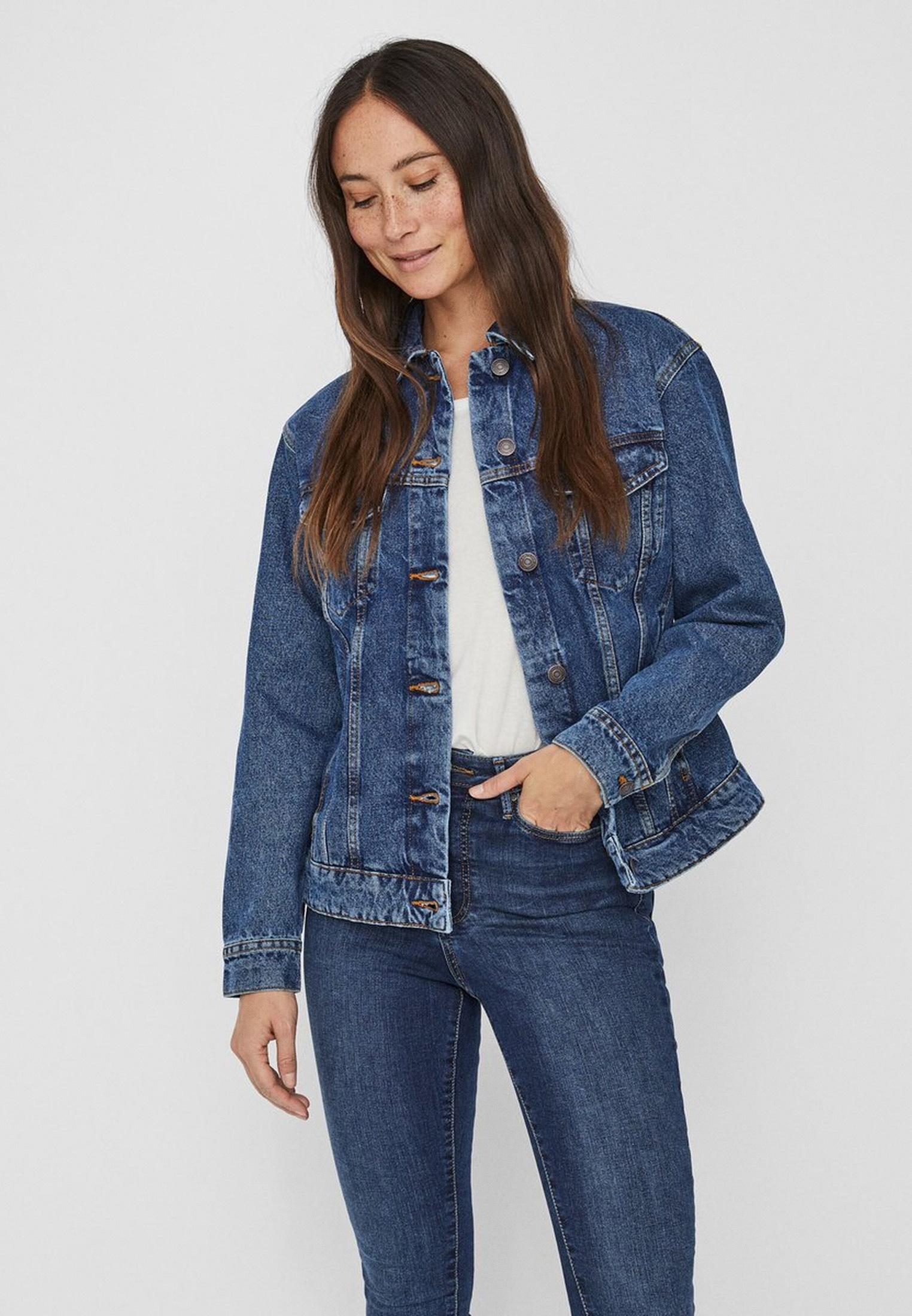 Джинсовая куртка Vero Moda 10226056