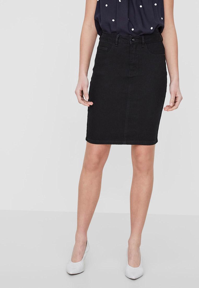 Джинсовая юбка Vero Moda 10193076