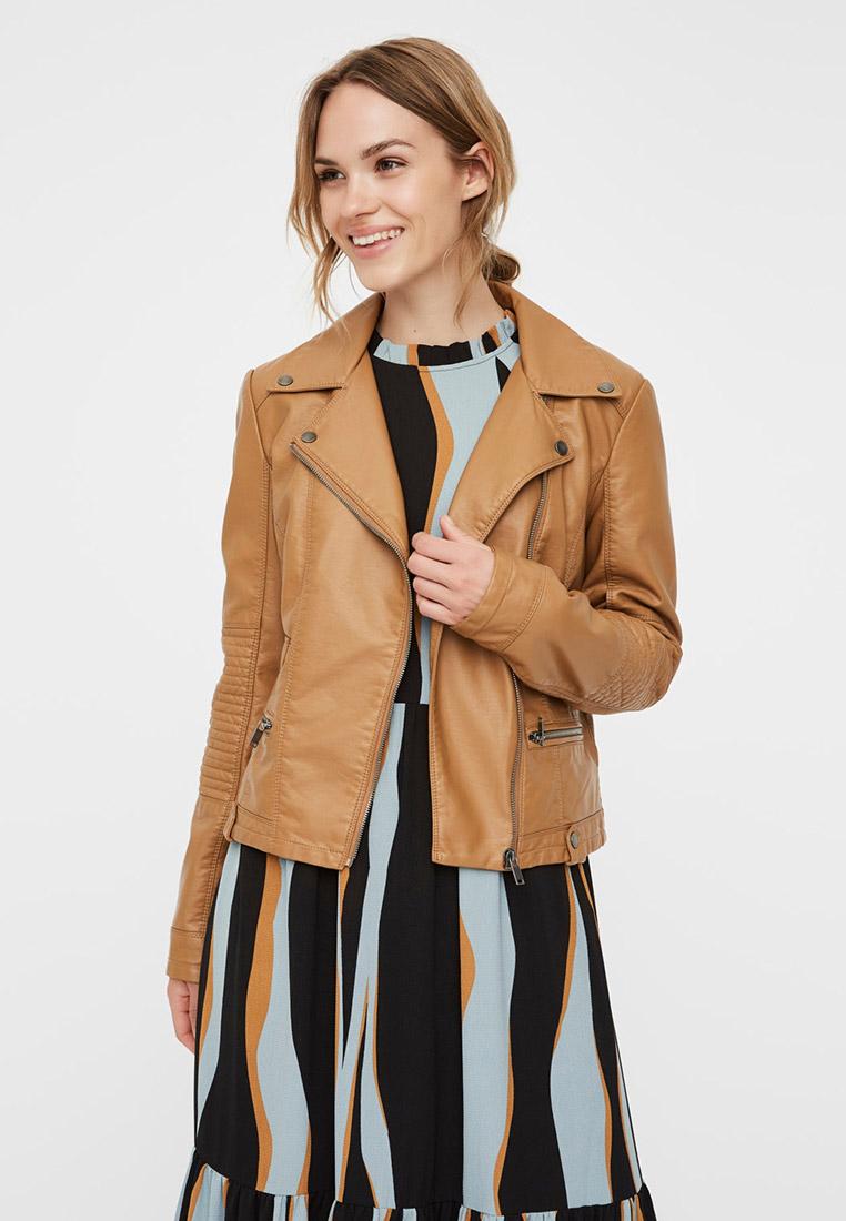 Кожаная куртка Vero Moda 10222459