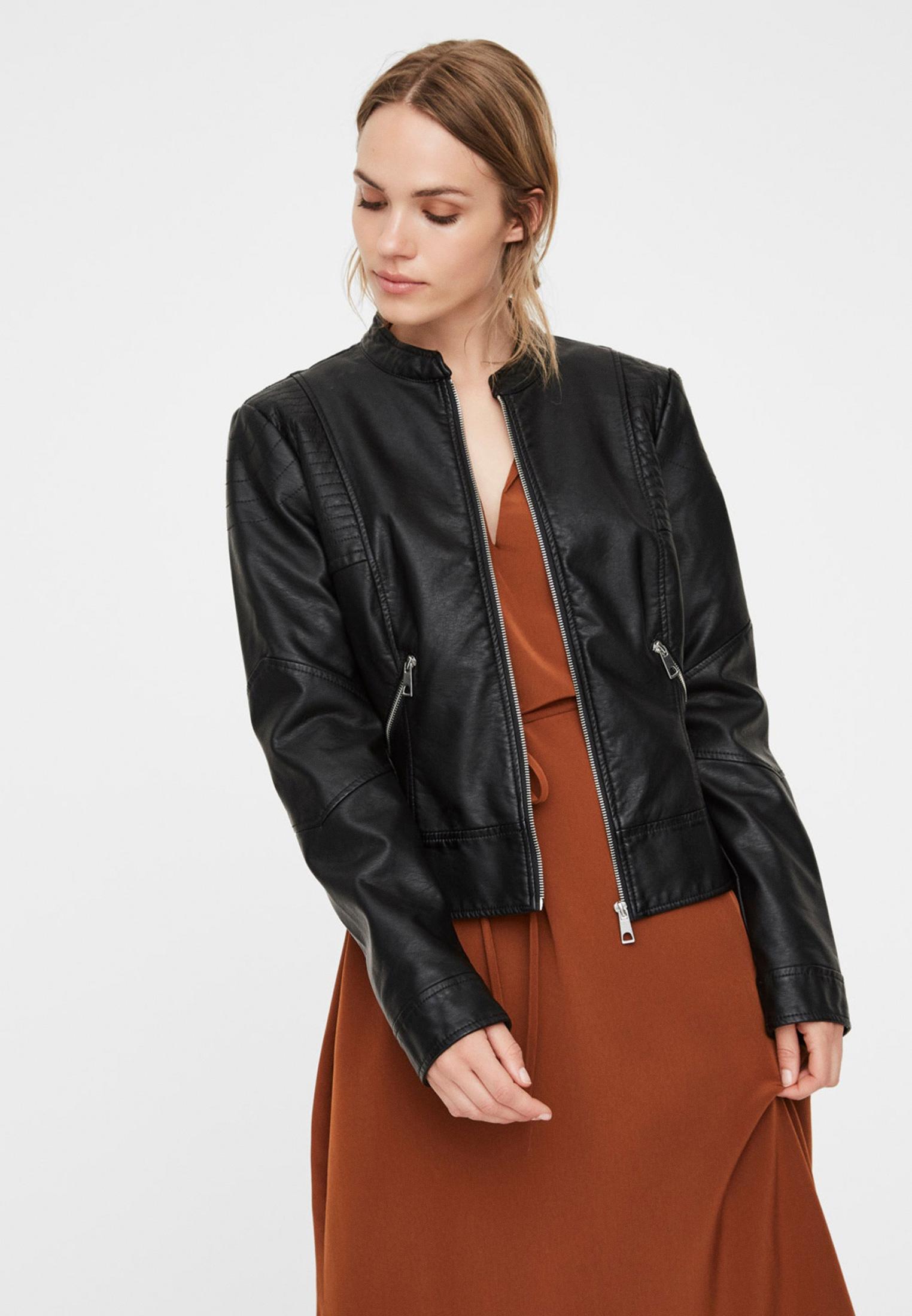 Кожаная куртка Vero Moda 10222527