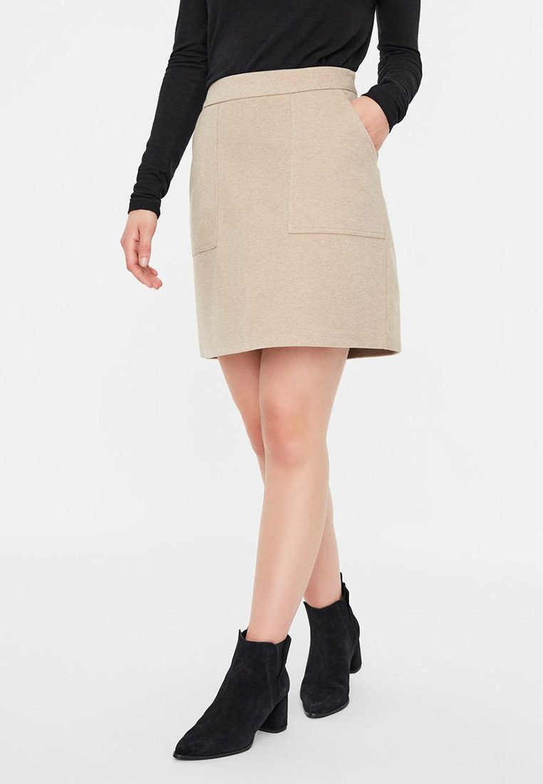 Прямая юбка Vero Moda 10222705