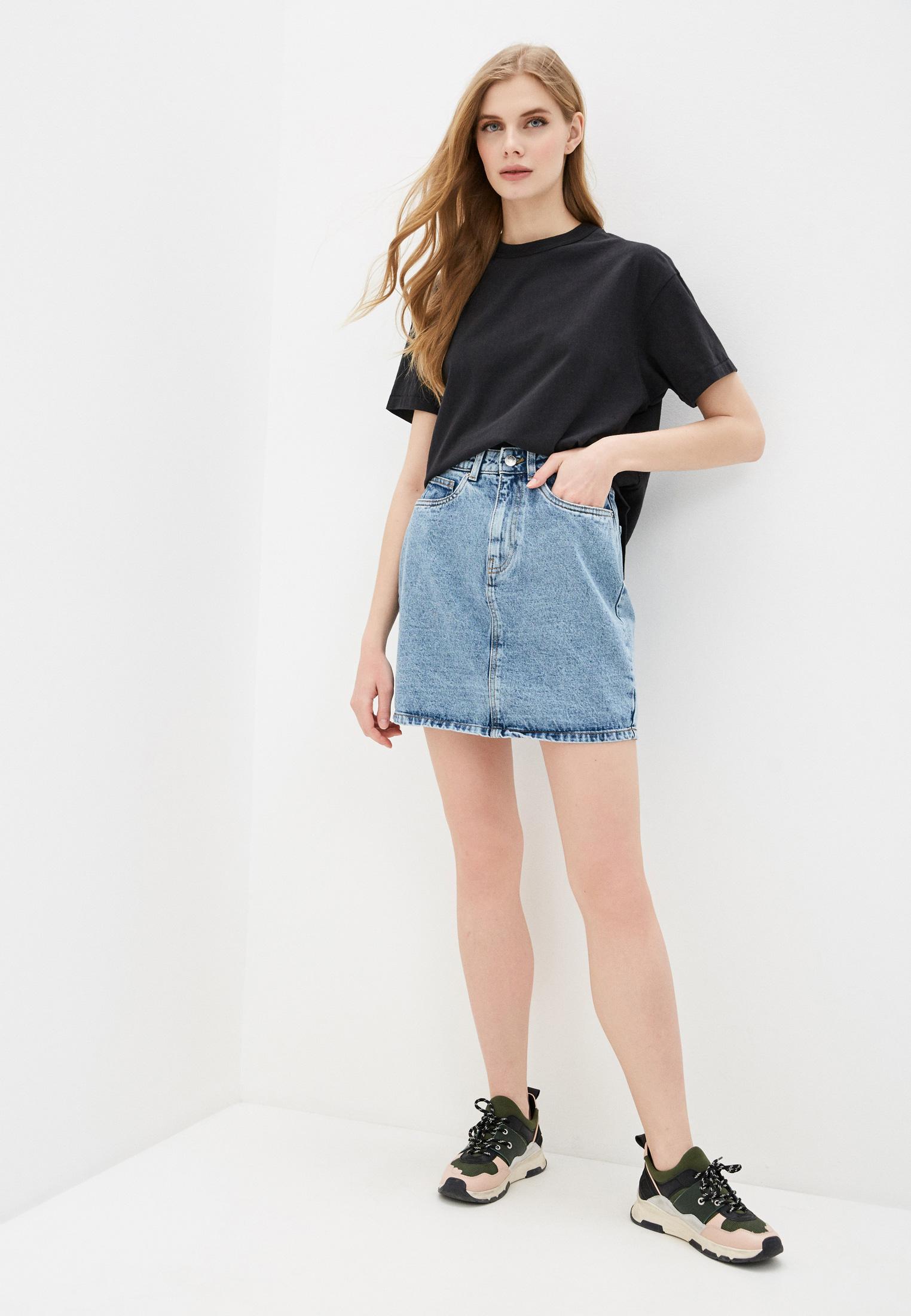 Джинсовая юбка Vero Moda 10226023: изображение 2
