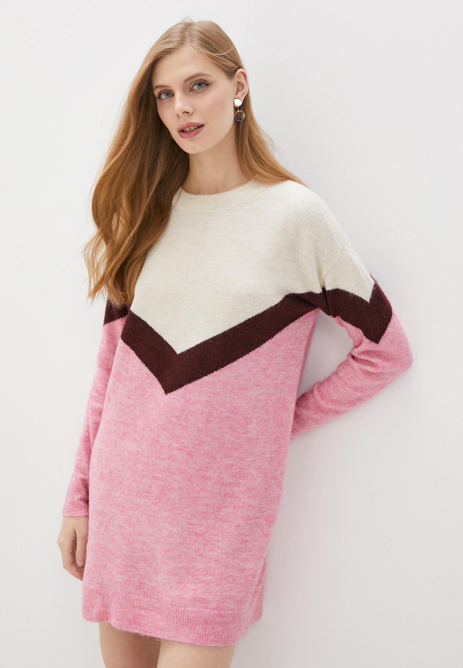 Вязаное платье Vero Moda (Веро Мода) 10234737