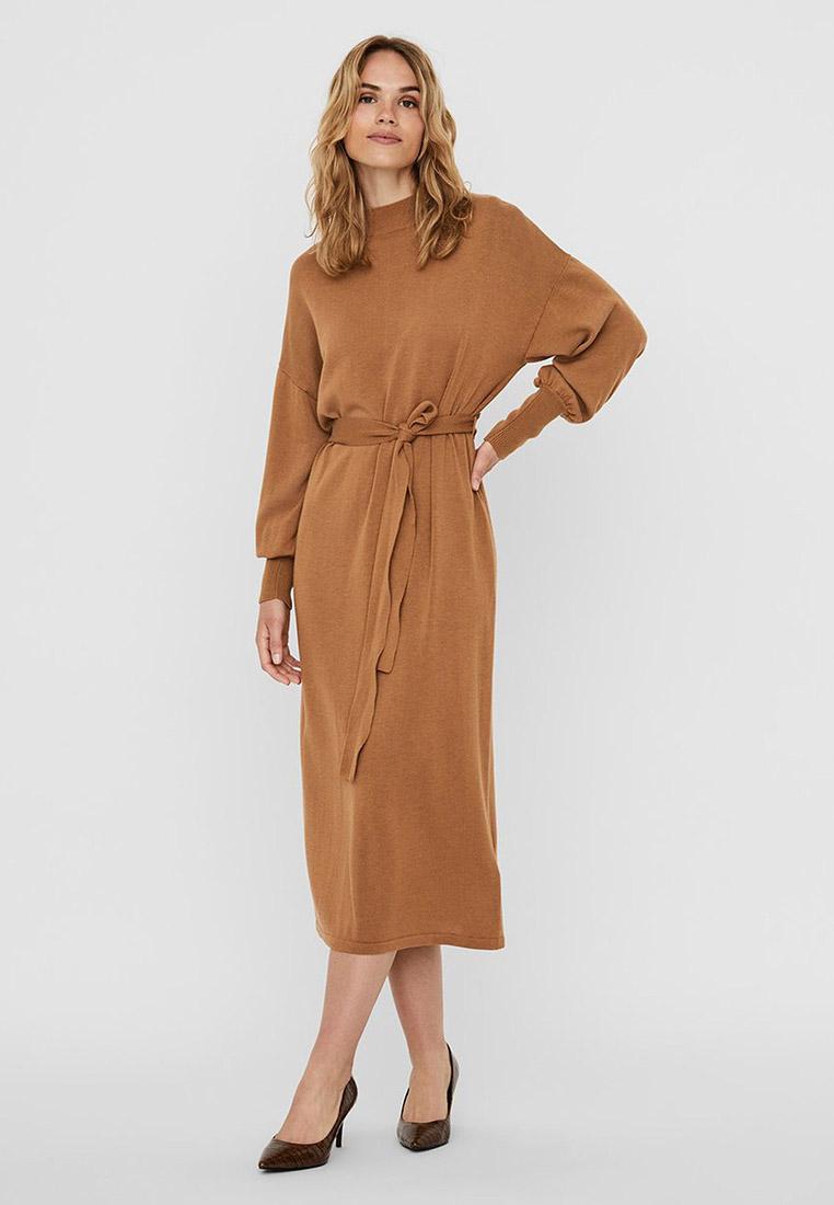 Вязаное платье Vero Moda (Веро Мода) 10235696