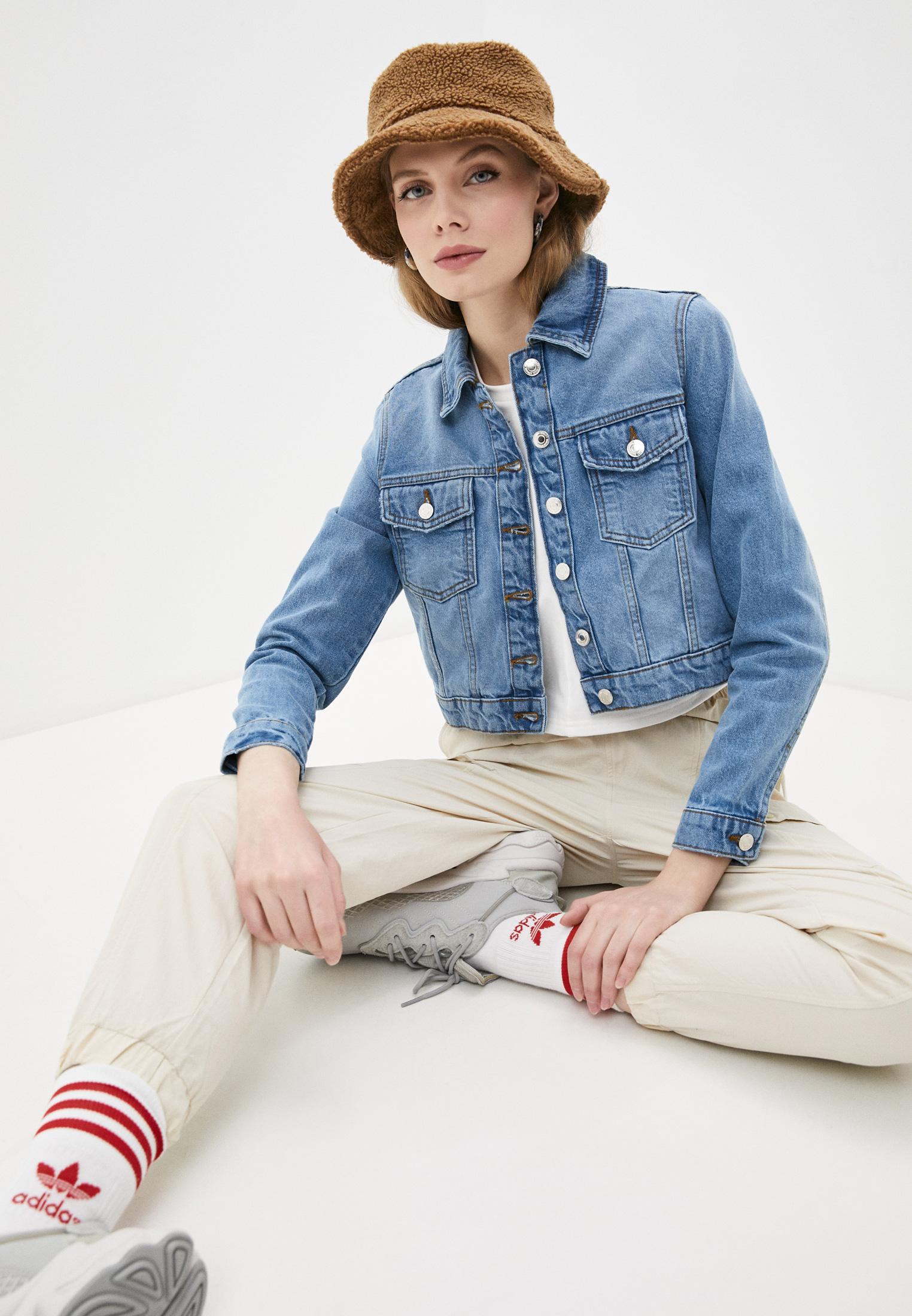 Джинсовая куртка Vero Moda Куртка джинсовая Vero Moda