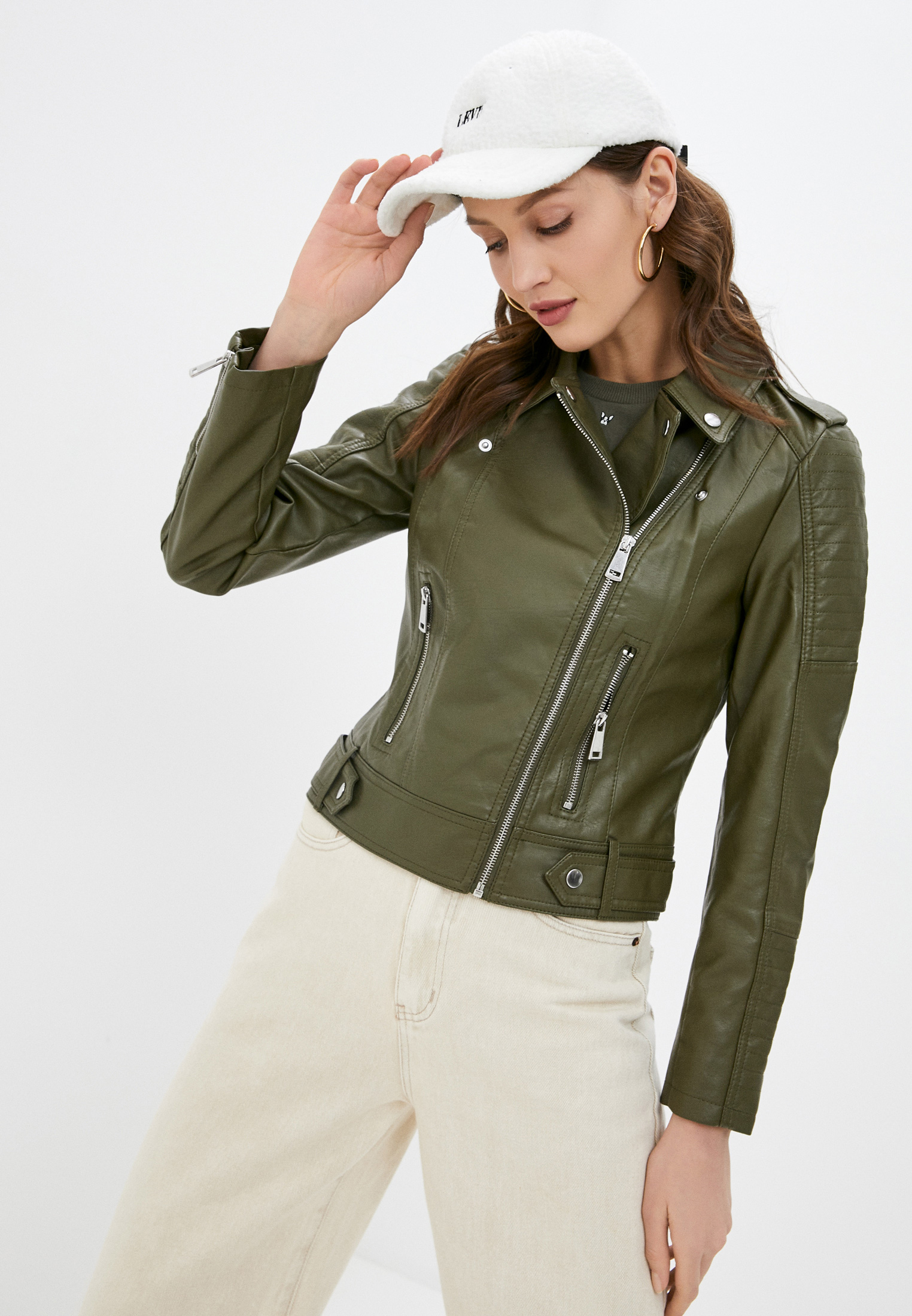 Кожаная куртка Vero Moda 10228729