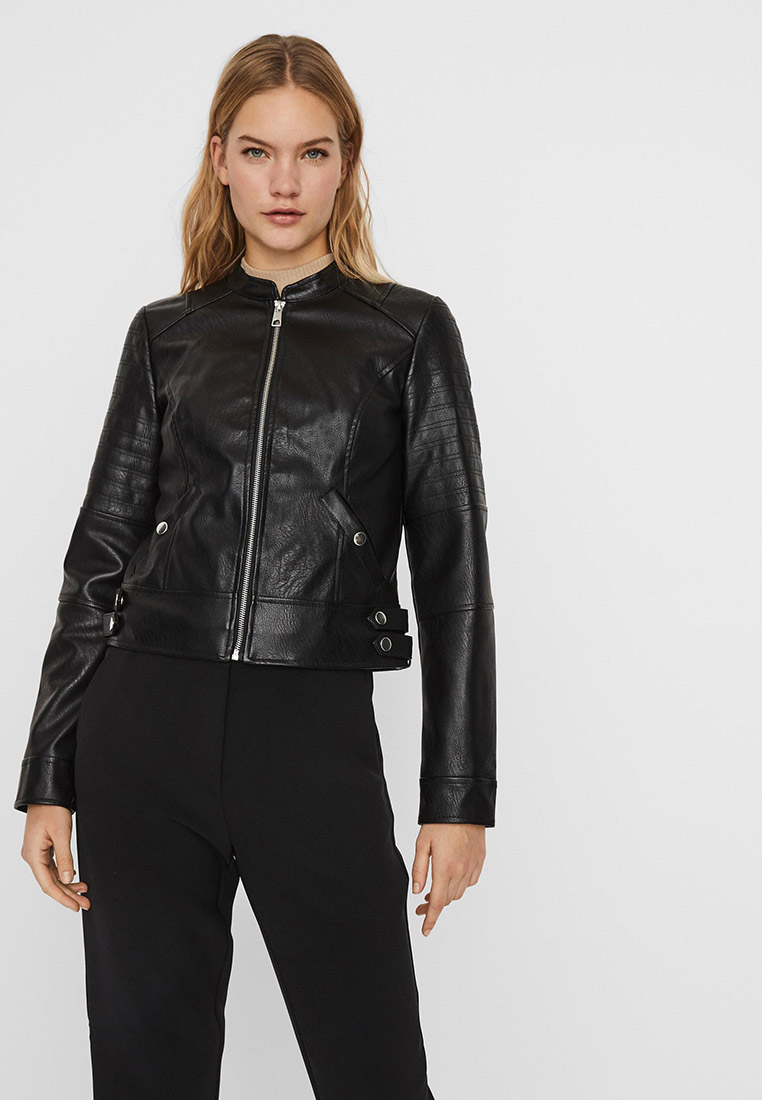 Кожаная куртка Vero Moda 10238631