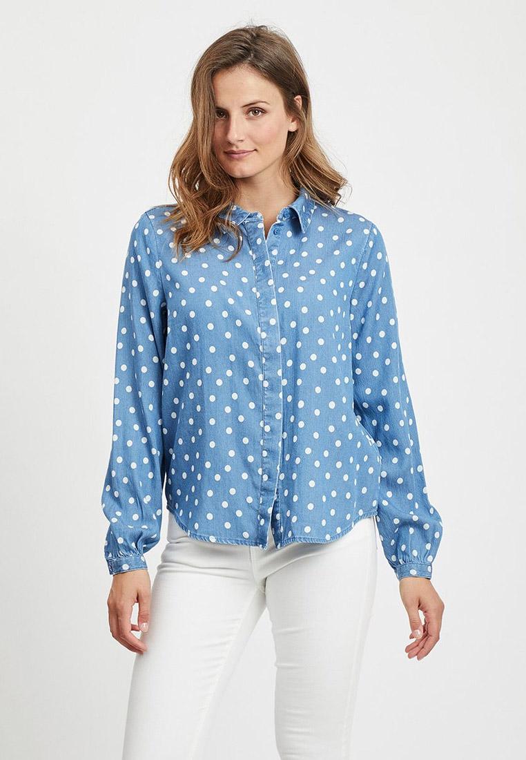 Женские рубашки с длинным рукавом Vila 14053678