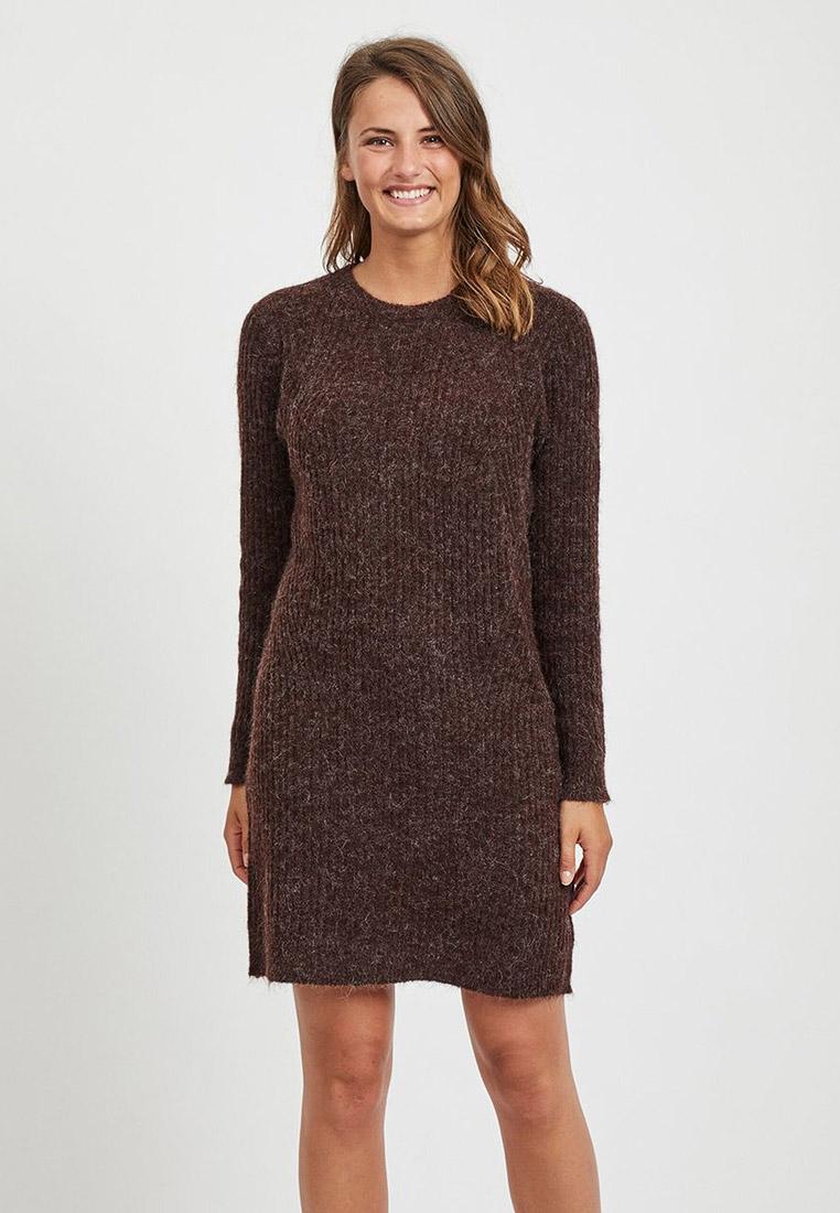 Вязаное платье Vila 14053200
