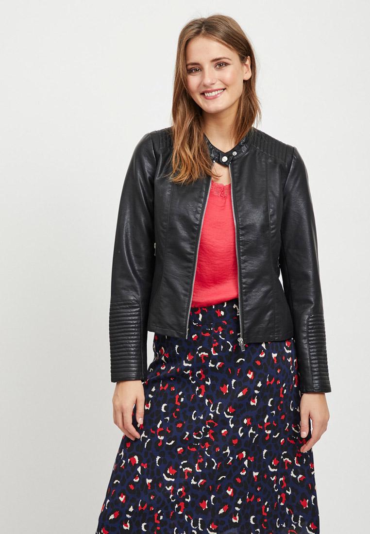 Кожаная куртка Vila 14049915