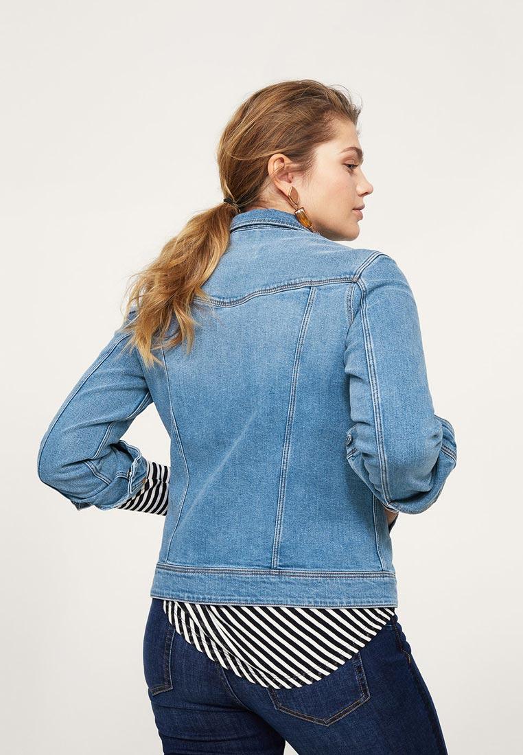 Джинсовая куртка Violeta by Mango (Виолетта бай Манго) 23063596: изображение 2