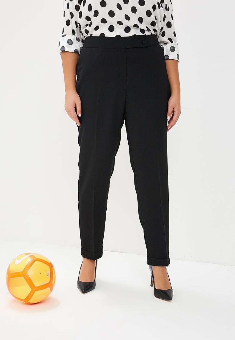 Женские классические брюки Violeta by Mango (Виолетта бай Манго) 31060600: изображение 1