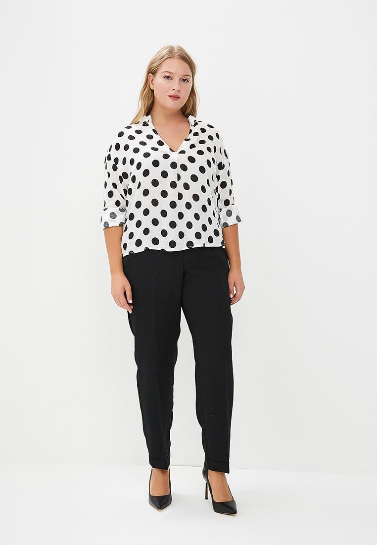 Женские классические брюки Violeta by Mango (Виолетта бай Манго) 31060600: изображение 4
